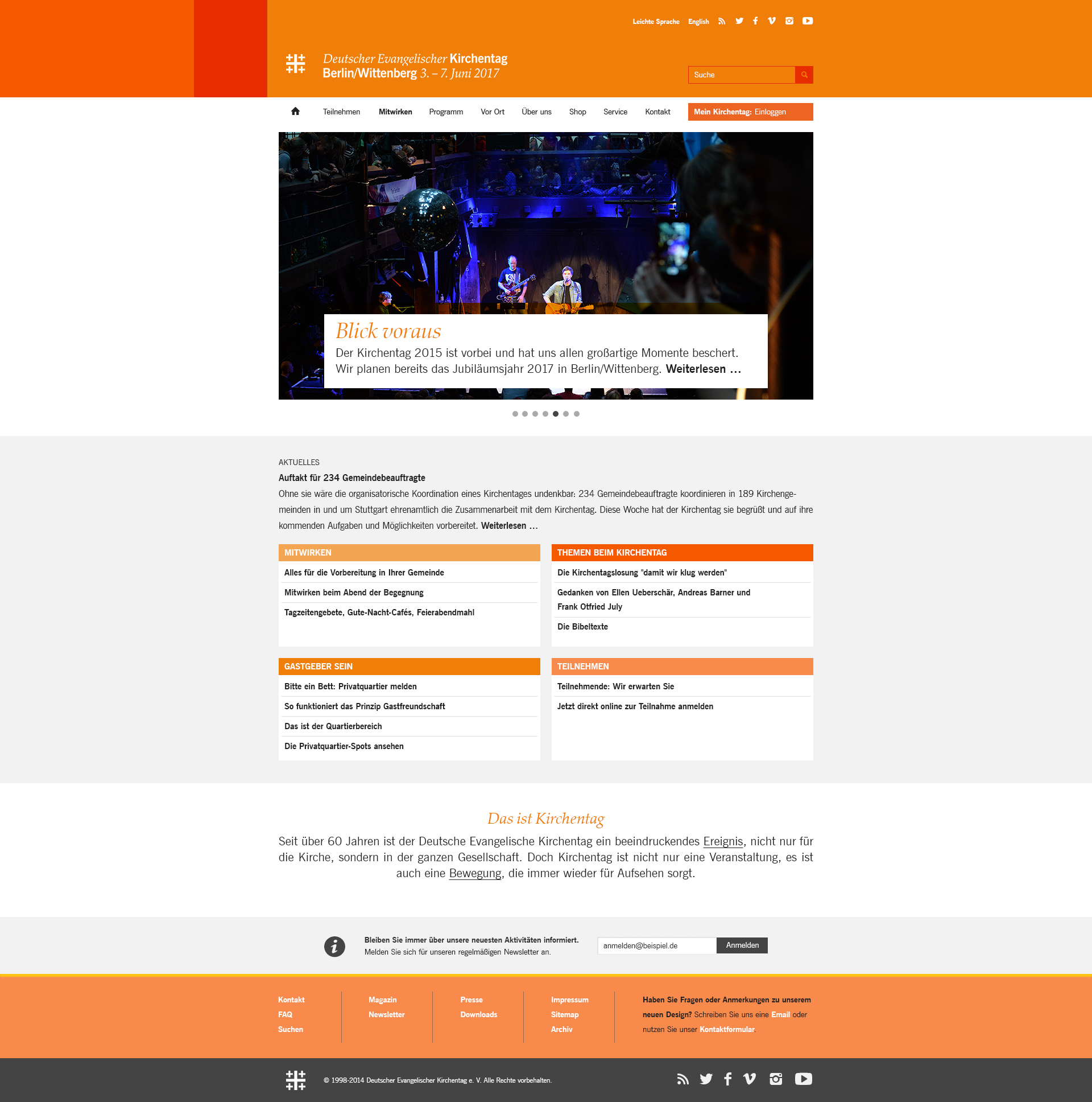 Evangelischer tschoepler for Colors home page